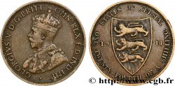 JERSEY 1/24 Shilling Georges VI 1911