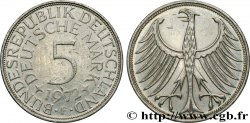 GERMANY 5 Mark aigle 1972 Stuttgart