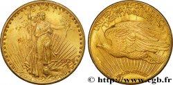 "OR DINVESTISSEMENT 20 Dollars Saint-Gaudens"" 1924 Philadelphie"