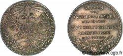 AUTRICHE - LEVÉE DU SIÈGE DE VIENNE Jeton commémorant la levée du siège de Vienne 1683 Vienne EBC