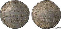 ALLEMAGNE - BRUNSWICK - DUCHÉ DE BRUNSWICK- WOLFENBUTTEL - HENRI-JULES Thaler 1597 Brunswick XF