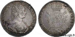 AUSTRIAN NETHERLANDS - DUCHY OF BRABANT - MARIA-THERESA Ducaton d argent 1754 Anvers XF/AU