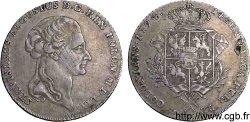 POLOGNE - ROYAUME DE POLOGNE - STANISLAS II AUGUSTE PONIATOWSKI Thaler ou talar koronny ou 6 zloty 1794 Varsovie