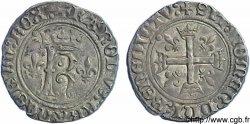 CHARLES VIII Karolus ou dizain n.d. Paris