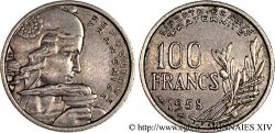 100 francs Cochet 1958 Paris F.450/12