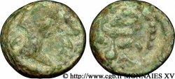 MASSALIA - MARSEILLE Bronze au caducée, (PB, Æ 11)