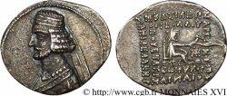 PARTHIAN KINGDOM - PHRAATES III Drachme AU