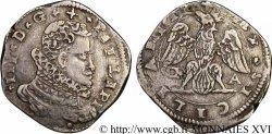 ITALIE - ROYAUME DE NAPLES ET SICILE - PHILIPPE III DESPAGNE Quatre tari 1612 Messine