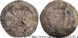 SPANISH LOW COUNTRIES - COUNTY OF ARTOIS - PHILIPPE IV OF SPAIN Patagon 1623 Arras