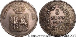 POLONIA - INSURRECTION 5 zloty 1831 Varsovie