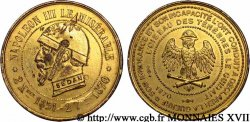 SECOND EMPIRE Médaille satirique