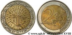 EUROPEAN CENTRAL BANK 2 euro France, tranche néerlandaise 2001 Pessac