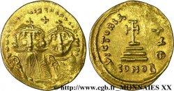 HÉRACLIUS et HÉRACLIUS CONSTANTIN Solidus