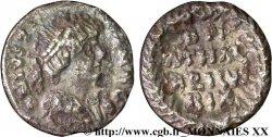 ROYAUME OSTROGOTH - ATHALARIC Quart de silique au nom de Justinien Ier