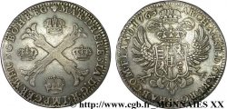 AUSTRIAN LOW COUNTRIES - DUCHY OF BRABANT - MARIE-THERESE Kronenthaler ou couronne dargent 1763 Bruxelles