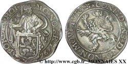 NETHERLANDS - HOLLAND Daldre ou écu au lion 1576 Dordrecht