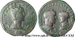 OTACILIA SEVERA, PHILIPPUS I and PHILIPPUS II Tetrassaria