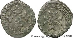 PRINCIPAUTY OF DOMBES - HENRY OF MONTPENSIER Liard VF