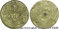 PORTUGAL (ROYAUME DE) ET BRÉSIL - JEAN V Poids monétaire pour les pièces d'or de 6.400 reis du Brésil n.d.