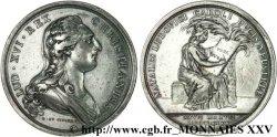 LOUIS XVII Médaille AR 42, Naissance du duc de Normandie (Louis XVII)