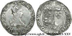 KINGDOM OF NAVARRE - HENRY III Franc BB