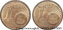 EUROPEAN CENTRAL BANK 1 centime d'euro, double face commune n.d.