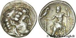 MACÉDOINE - ROYAUME DE MACÉDOINE - PHILIPPE III ARRHIDÉE Tétradrachme