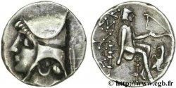 KINGDOM PARTHIAN - ARSAKES II Drachme