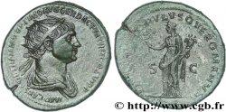 TRAJAN Dupondius, (MB, Æ 27)