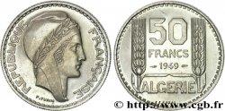ALGERIA Essai de 50 FRANCS Turin 1949 Paris MS