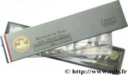 FRENCH POLYNESIA Série Fleurs de Coins de 9 monnaies 1965 Paris UNC