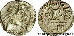 BANASSAC (BANNACIACO) - Lozère Triens, SIGEBERT monétaire