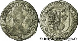 KINGDOM OF NAVARRE - HENRY III Demi-franc