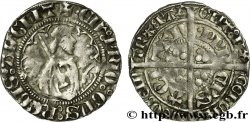 DUCHY OF AQUITANY - EDWARD THE BLACK PRINCE Demi-gros