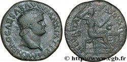 NERÓN Dupondius, (MB, Æ 28)