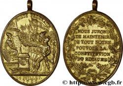 CONSTITUTION - ASSEMBLÉE NATIONALE Médaille du pacte fédératif