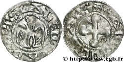 BISCHOP OF VALENCE - ANONYMOUS COINAGE Denier MBC