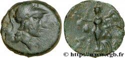 PAMPHYLIA - SIDE Bronze, (PB, Æ 16)