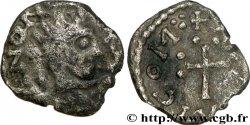 Moneta indeterminato ORLEANS - POITIERS - (CIVITAS AVRELIANORVM - PECTAVORVM) Denier à la croix, GODOLAICVS monétaire