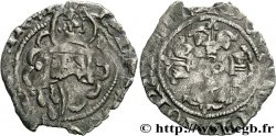 DUCHY OF BRITTANY - JEAN IV OF MONTFORT Demi-gros, 1er type
