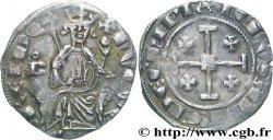 KINGDOM OF CYPRUS - HUGUES IV OF LUSIGNAN Gros n.d. Paphos ? XF/VF
