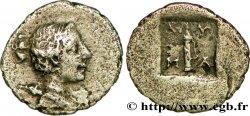 LYCIE - MASICYTES hemicitharephores ou quart de drachme