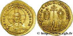 BASILE II et CONSTANTIN VIII Histamenon Nomisma