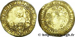 PRINCIPAUTY OF LIGNY - JOHN III OF LUXEMBOURG Pieter dor ou gouden peter ou piètre dor SS