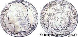 LOUIS XV DIT LE BIEN AIMÉ Dixième décu dit au bandeau 1769 Bayonne