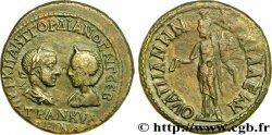 GORDIANO III e TRANQUILLINA Tetrassaria