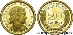 Concours de 20 centimes, essai par Cochet 1961  G.326 MS