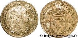 LIGURIE - MARQUISAT DE TASSAROLO - LIVIE CENTURIONI OLTREMARINI MALASPINI Douzième décu ou luigino 1666  AU