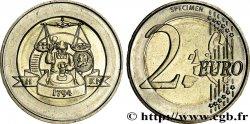 BANQUE CENTRALE EUROPEENNE 2 euro, specimen de Birmingham  n.d.