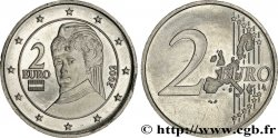 EUROPEAN CENTRAL BANK 2 euro Von Suttner, monométallique, tranche cannelée 2002